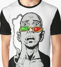 Spider Jerusalem - Transmetropolitan  Graphic T-Shirt