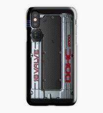 Mitsubishi Valve Cover 4G63 VERSION 2 (iPhone) iPhone Case/Skin