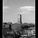 Carlton Clock Tower by Paul Cotelli