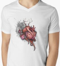 Three Hearts Shirt (for light shirts) T-Shirt