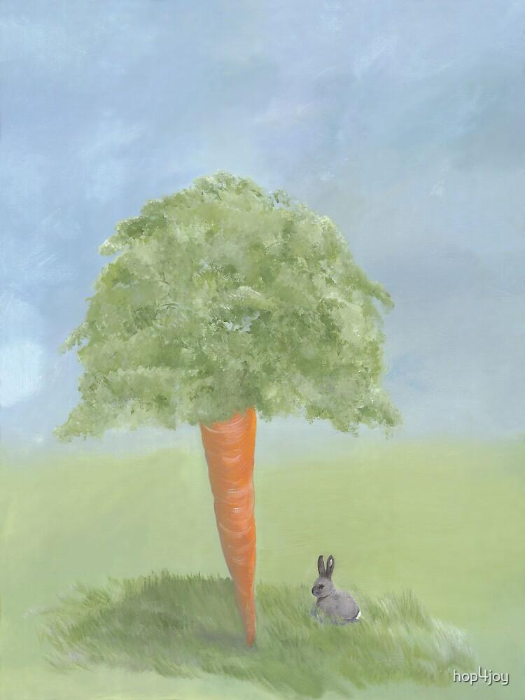 Prize Carrot by hop4joy