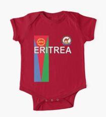 Eritrea National Jersey Shirt Design One Piece - Short Sleeve