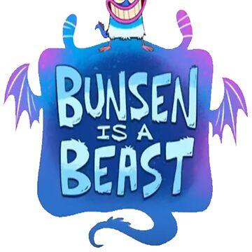 Bunsen is a Beast by IckObliKrum92