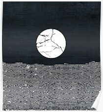 Crack in the Moon Poster