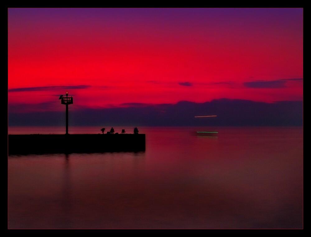 Last Light by NYLongBow
