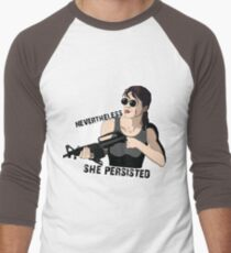 Sarah Connor - Nevertheless, she persisted T-Shirt