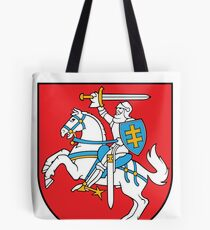 Lithuania Football Jersey Shirt Tote Bag