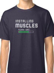 Funny Gym Humor  Classic T-Shirt