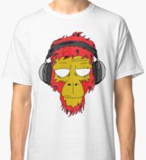 Jamming Monkey Classic T-Shirt