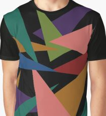 Meche Dress Pattern Graphic T-Shirt