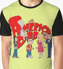 The American Family Graphic T-Shirt