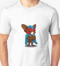 Cute dog chihuahua Fighter Lucha Libre Unisex T-Shirt
