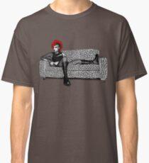 Reclining Goth T2 Classic T-Shirt