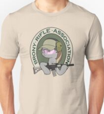 Brony Rifle Association BRA  T-Shirt