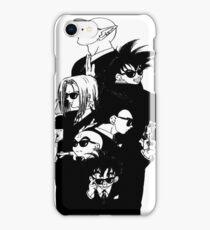 Dragon ball crew  iPhone Case/Skin