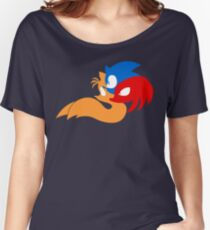Team Sonic Women's Relaxed Fit T-Shirt
