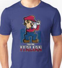 Fighting Italian Unisex T-Shirt
