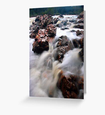Bells Rapids Greeting Card