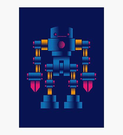 Big Robot Photographic Print