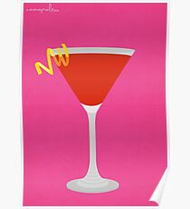 Cocktail - Cosmopolitan  Poster