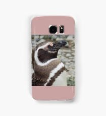Thinking Penguin Samsung Galaxy Case/Skin