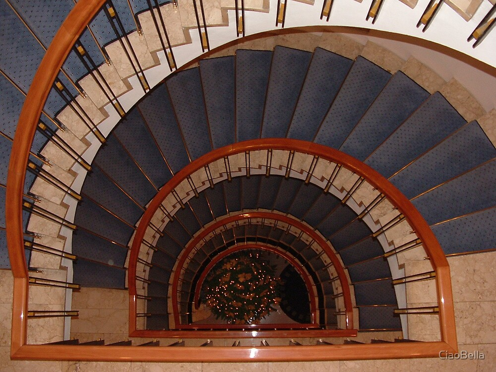 Staircase by CiaoBella