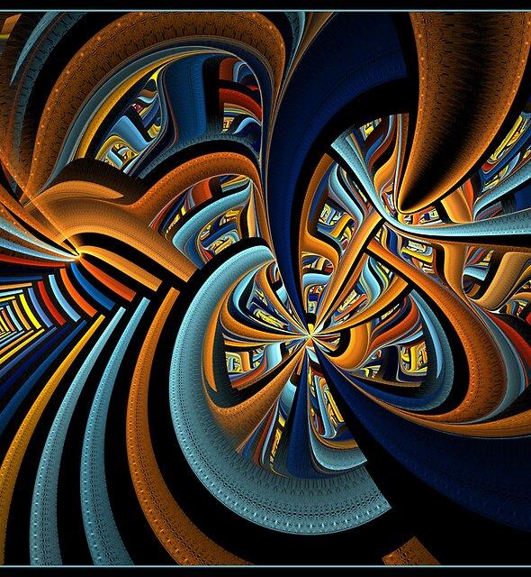 Colour Jumble by tdierikx