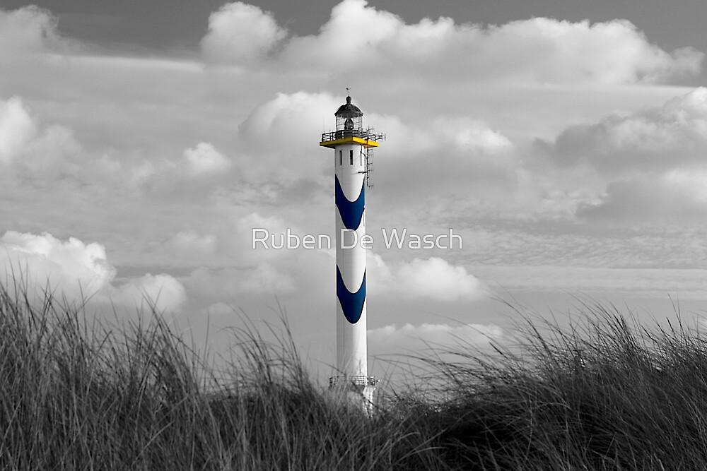 Lighthouse by Ruben De Wasch