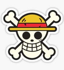 StrawHat Mujiwara no Ichimi Sticker