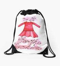 Do it for the Fashion Drawstring Bag