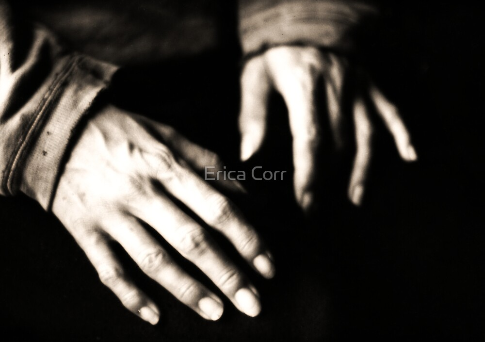 Susie's Hands by Erica Corr