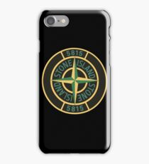 stone island logo - Exclusive T-shirt iPhone Case/Skin