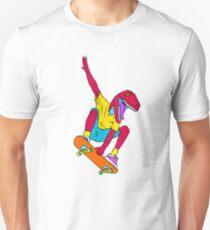Skate Raptor Unisex T-Shirt