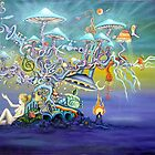 the Ontologic Tree. by STRINGER