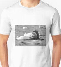Martin Mere - A View  T-Shirt