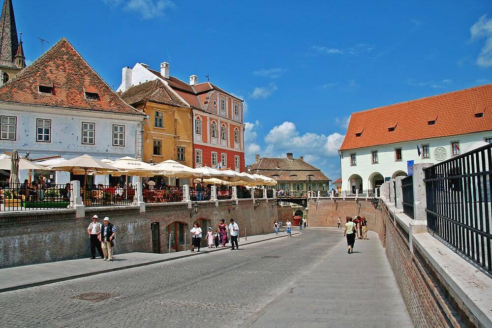 Sibiu - Hermannstadt - 2007 European Capital of Culture by GabiB