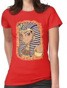 Pharaoh Atem Yu-Gi-Oh! Womens Fitted T-Shirt