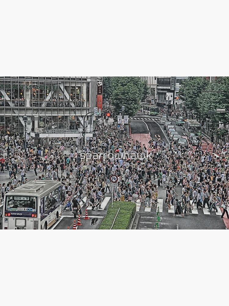 Shibuya Shuffle by sparrowhawk