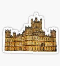 Downton Castle Sticker