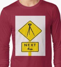 Tripod Ahead Long Sleeve T-Shirt