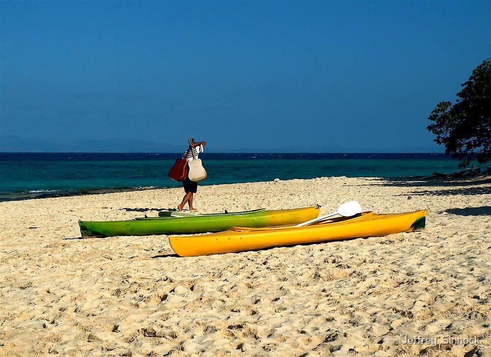 Beautiful Fiji by Jeffrey  Sinnock