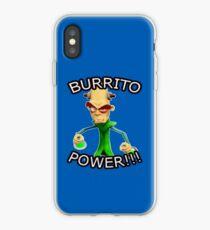 BURRITO POWER!!! iPhone Case