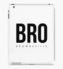 BRO - Brownsville Airport Code iPad Case/Skin