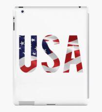 USA Patriot iPad Case/Skin