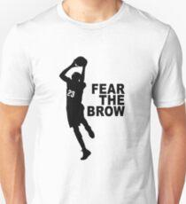 Fear The Brow - Anthony Davis Unisex T-Shirt