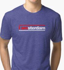 I Amsterdam Tri-blend T-Shirt