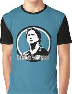In Bevo We Trust Graphic T-Shirt