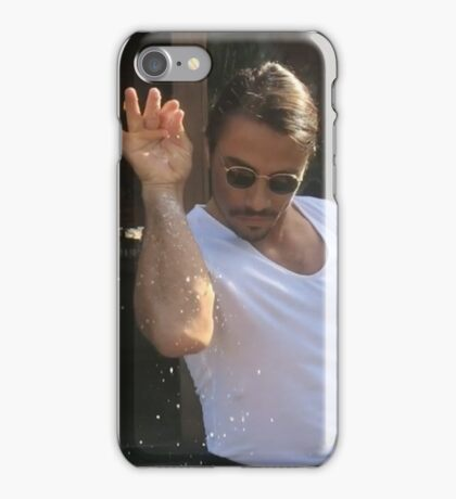 Salt Bae iPhone Case/Skin