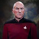Picard by Joe Humphrey