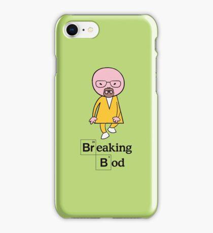 Breaking Bod iPhone Case/Skin